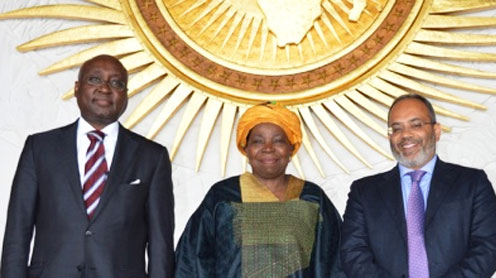 Heads of ECA, AUC and AfDB reaffirm commitment to Africa's socio-economic transformation
