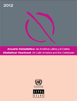 Statistical Yearbook for Latin America and the Caribbean 2012