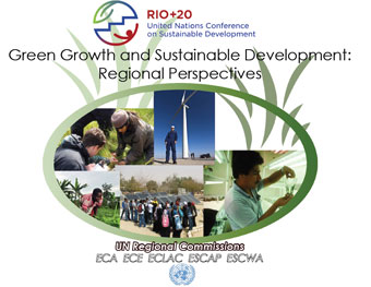 Green Growth and Sustainable Development: Regional Perspectives