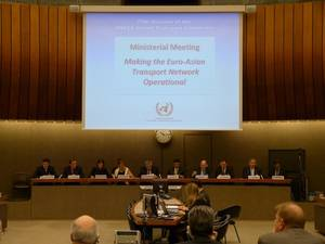 ECE Ministerial Meeting on Transport