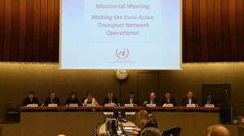 "UNECE Ministerial meeting ""Making the Euro-Asian Transport Network Operational"""