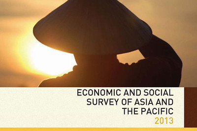 Economic and Social Survey of Asia and the Pacific 2013