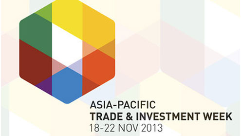 Asia-Pacific Trade and Investment Week 2013