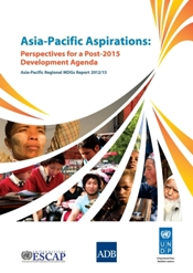 Launch of the Asia-Pacific regional MDGs report 2012/13