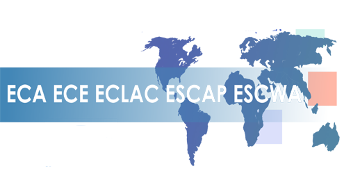 Dialogue of the Executive Secretaries of the Regional commissions with ECOSOC, 3 July 2014