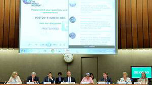 Regional Ministerial Consultation calls for strong and participatory accountability for the post-2015 agenda at all levels
