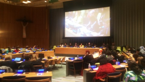 Executive Secretaries speak at High Level panel on results of regional Beijing+20 events of the United Nations regional commissions: Summary