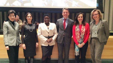 CSW Side Event – Women's Economic Empowerment: Strategies and Outlooks from the Regions: A Summary