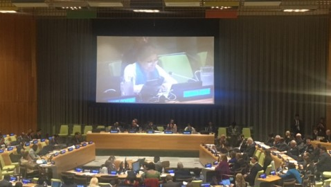 2017 ECOSOC Forum on Financing for Development New York, 22 May 2017