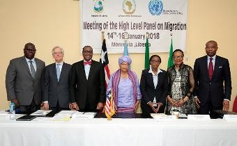 ECA's Songwe urges high level panel to help tackle Africa's migration challenges