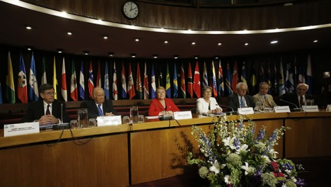 ECLAC Reaffirms Its Commitment to Working for Development with Equality, Well-being and Environmental Sustainability in Latin America and the Caribbean