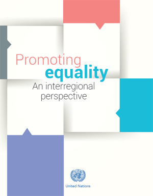 promoting equality an inter regional perspective joint project