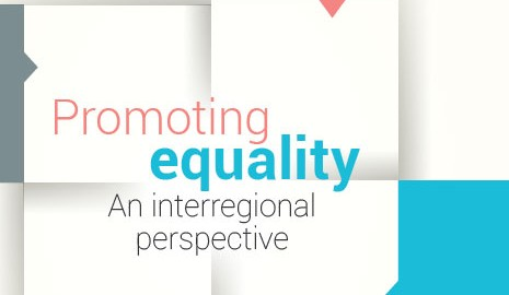 """Promoting equality. An inter-regional perspective"":  Joint Project launched in ECLAC"