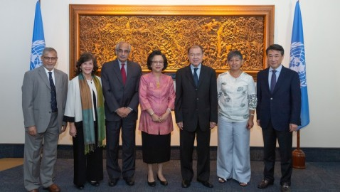 ESCAP Executive Secretary Appoints Eminent Persons Advisory Group