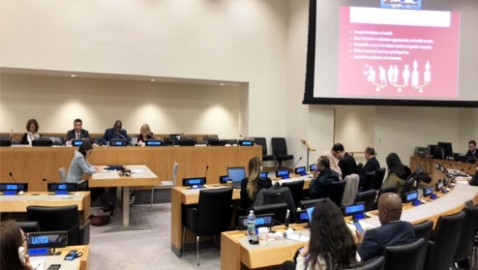 Dialogue of the Executive Secretaries of the Regional Commissions with the UN General Assembly Second Committee