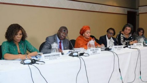 Amina Mahommed hails AU-UN partnership in tackling Africa's challenges