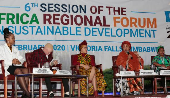 Use technology to help Africa achieve SDGs and not sow hate, UN's Amina Mahommed tells youth