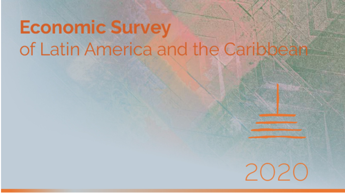 ECLAC Will Present its Economic Survey of Latin America and the Caribbean 2020