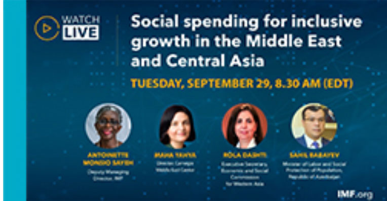 The role of social spending in promoting inclusive growth in the region
