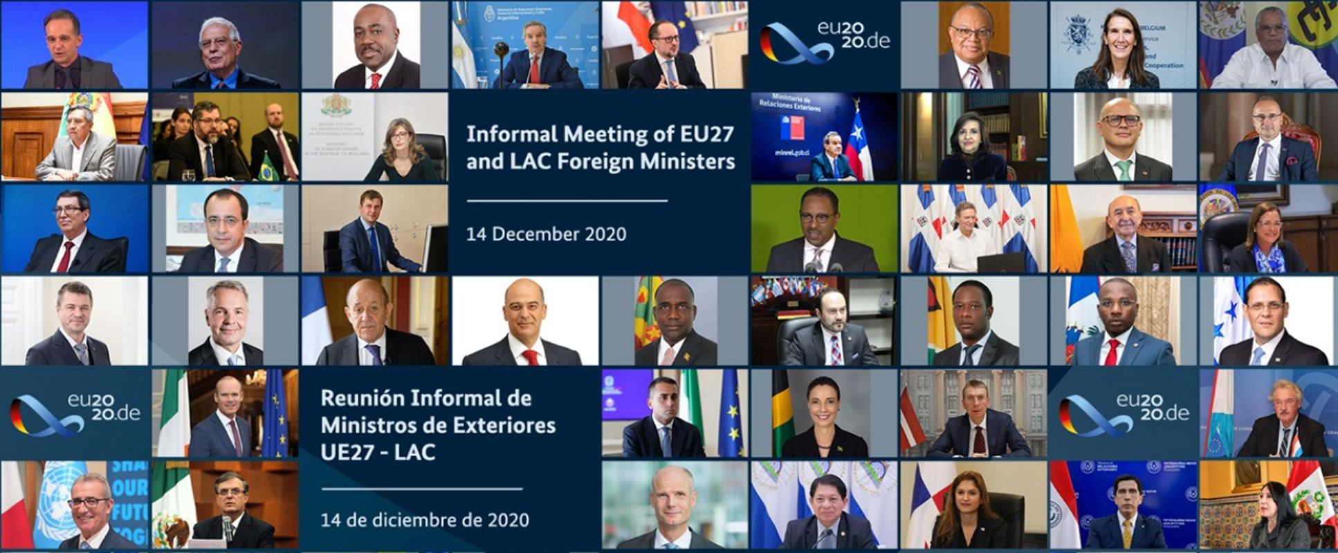 ECLAC: Concrete Opportunities Exist for Deepening the Partnership between Latin America and the Caribbean and the European Union with a View to a Green, Digital, Sustainable and Inclusive Recovery