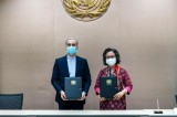 ESCAP And The Islamic Republic Of Iran Solidify Partnership On Disaster Information