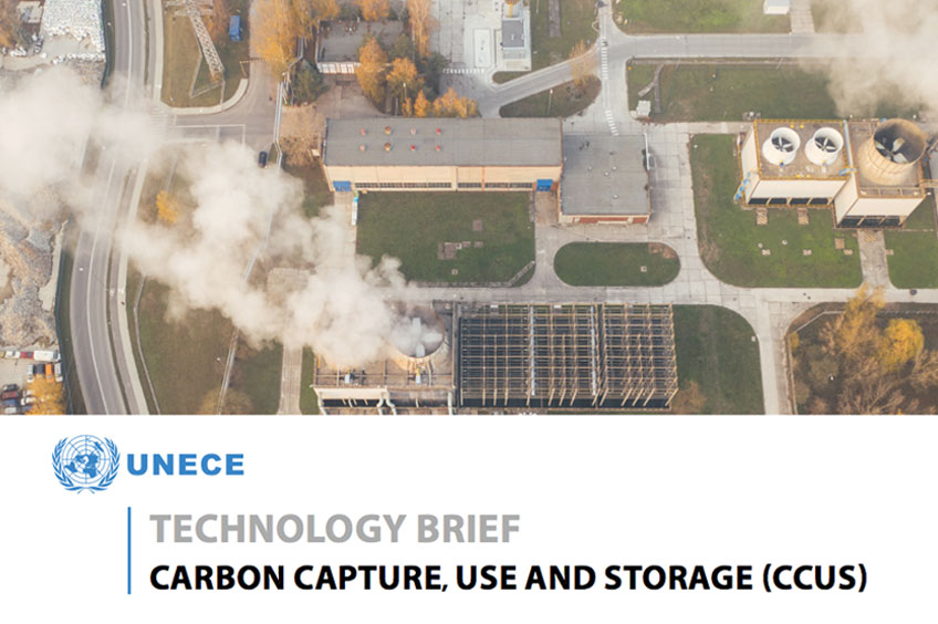Carbon Capture Use and Storage (CCUS)