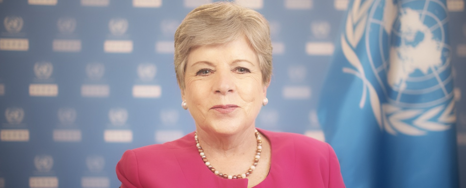 """Alicia Bárcena on Debt Restructuring and Renegotiation at a Time of Pandemic: """"We Need to Level the Playing Field. Both Creditors and Debtors Should Share the Burden"""""""