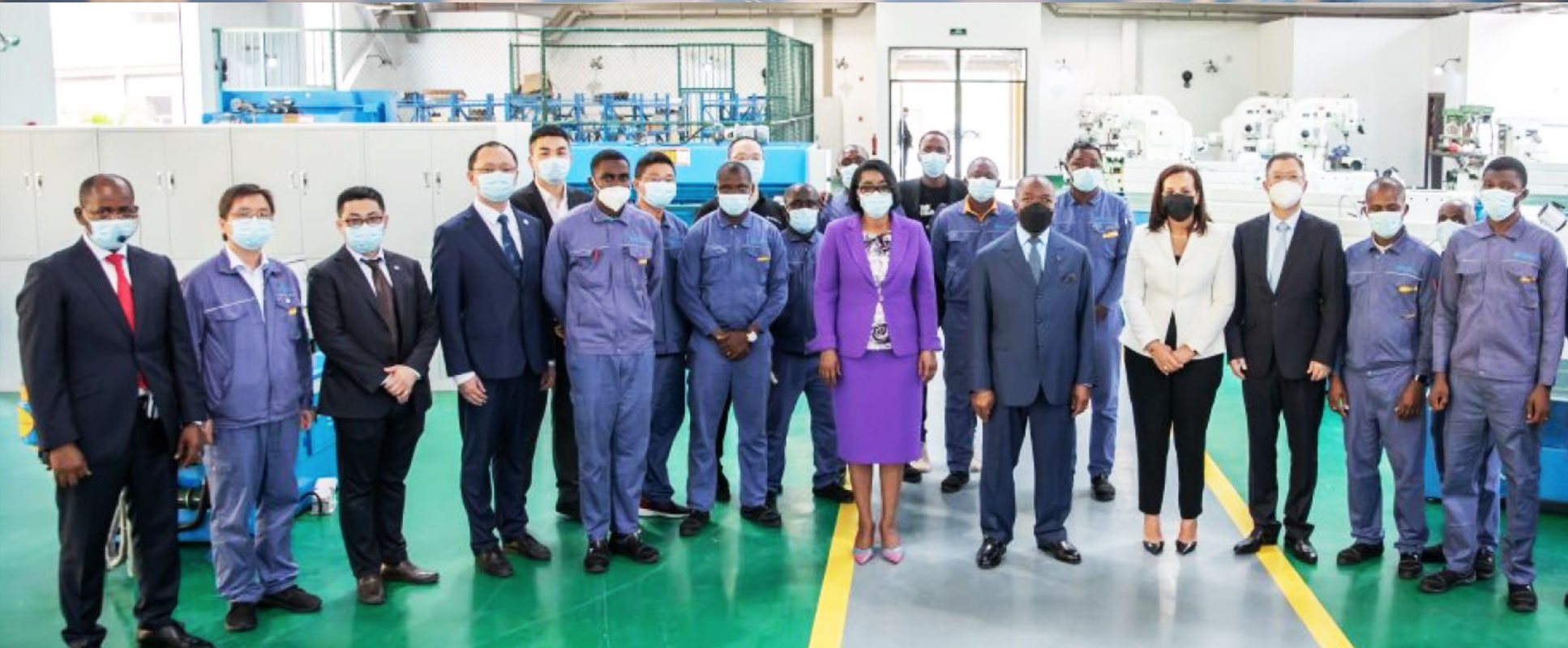 Gabon launches technical training hub to revolutionise skills for economic diversification
