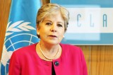ECLAC Reaffirmed its Commitment to the Global Alliance for Care Work, an Initiative that Gives Visibility to Latin America and the Caribbean's Pioneering Efforts in this Area