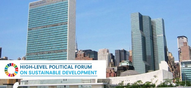 High Level Political Forum 2021 – Regional Commissions' Events