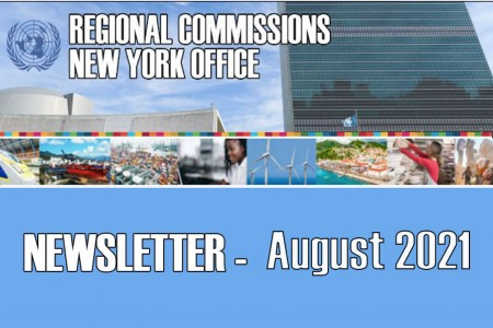 Regional Commissions Newsletter – August 2021